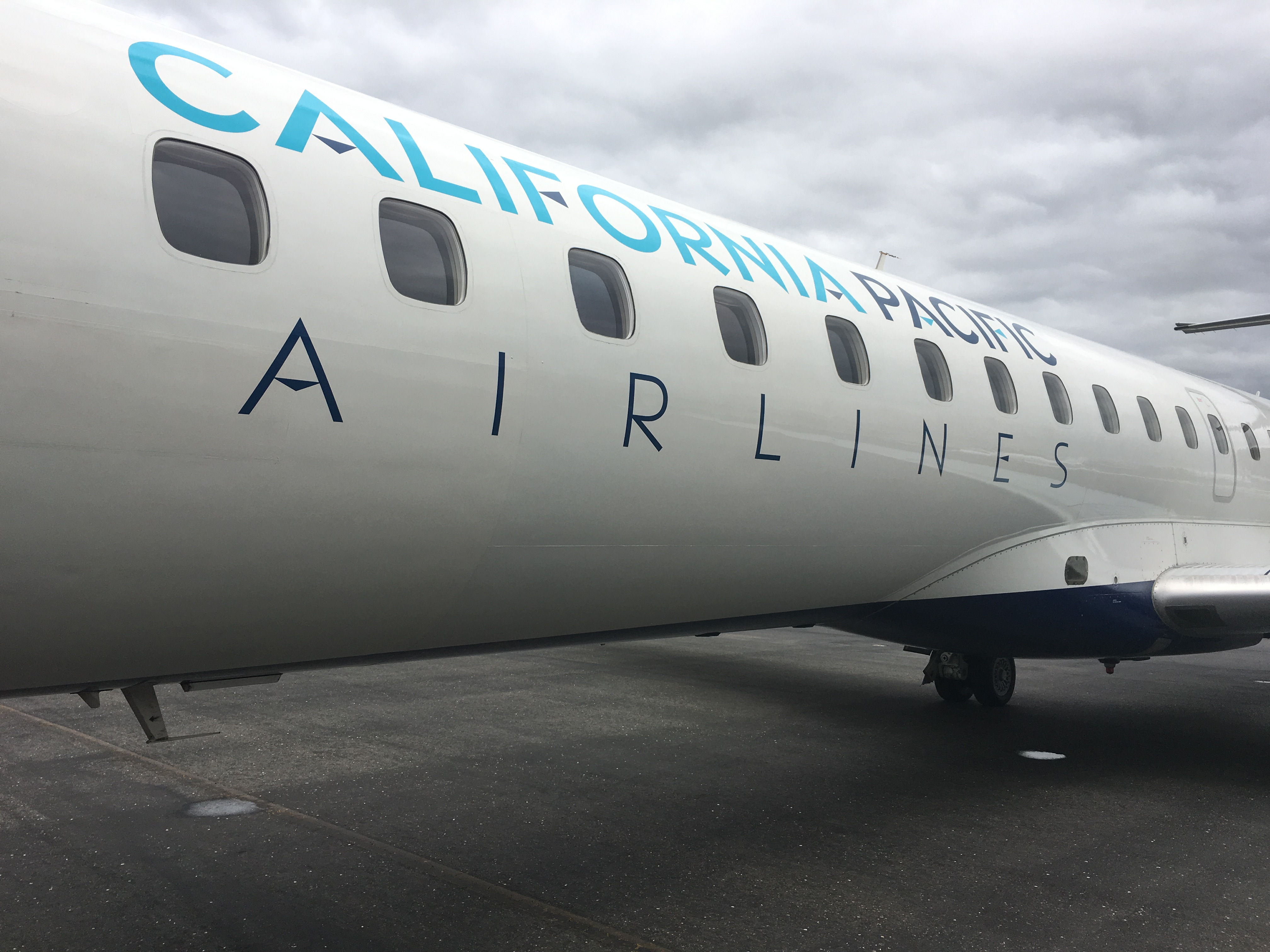 California Pacific Airlines to hit the skies Nov. 1
