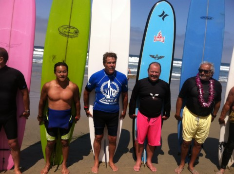 Waterspot: Surfing forever!