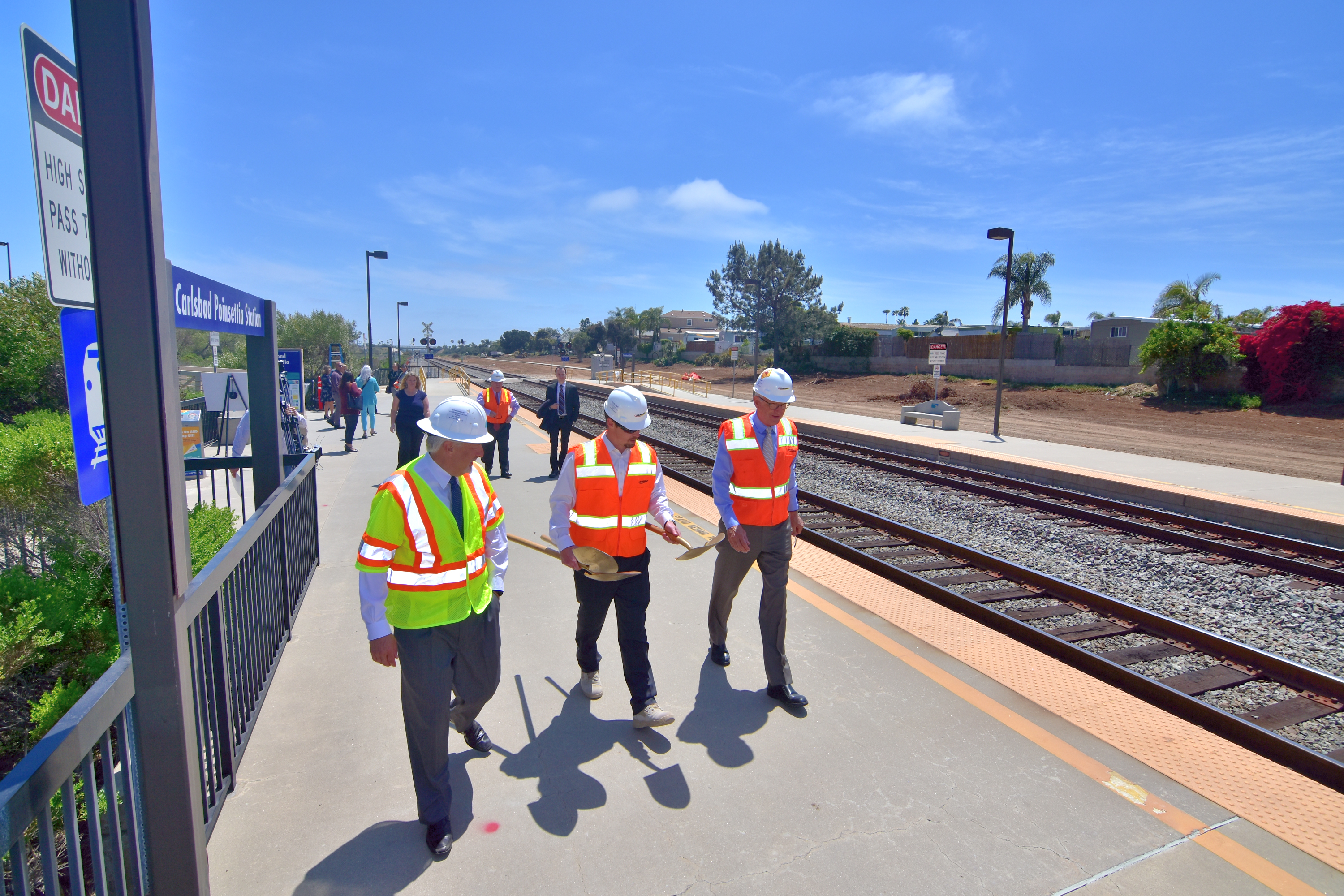 $34M Poinsettia Station project breaks ground