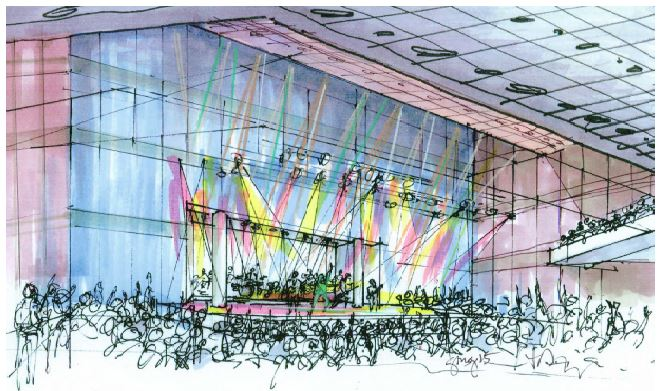 Surfside remodel on hold, concert venue price tag too high