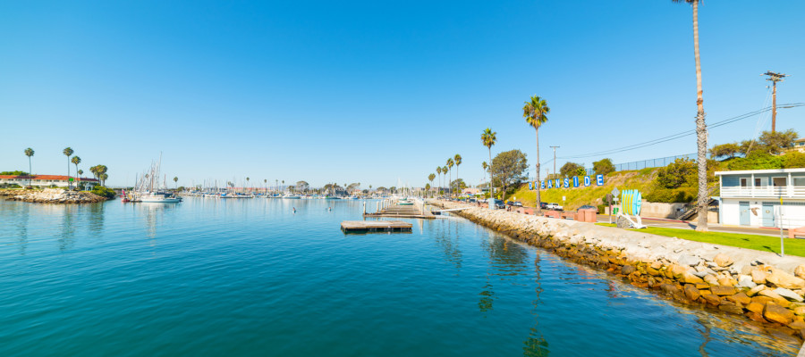 Dredging at Oceanside Harbor canceled