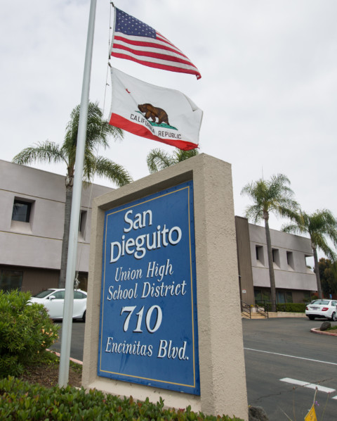 San Dieguito drops case against County Board of Education