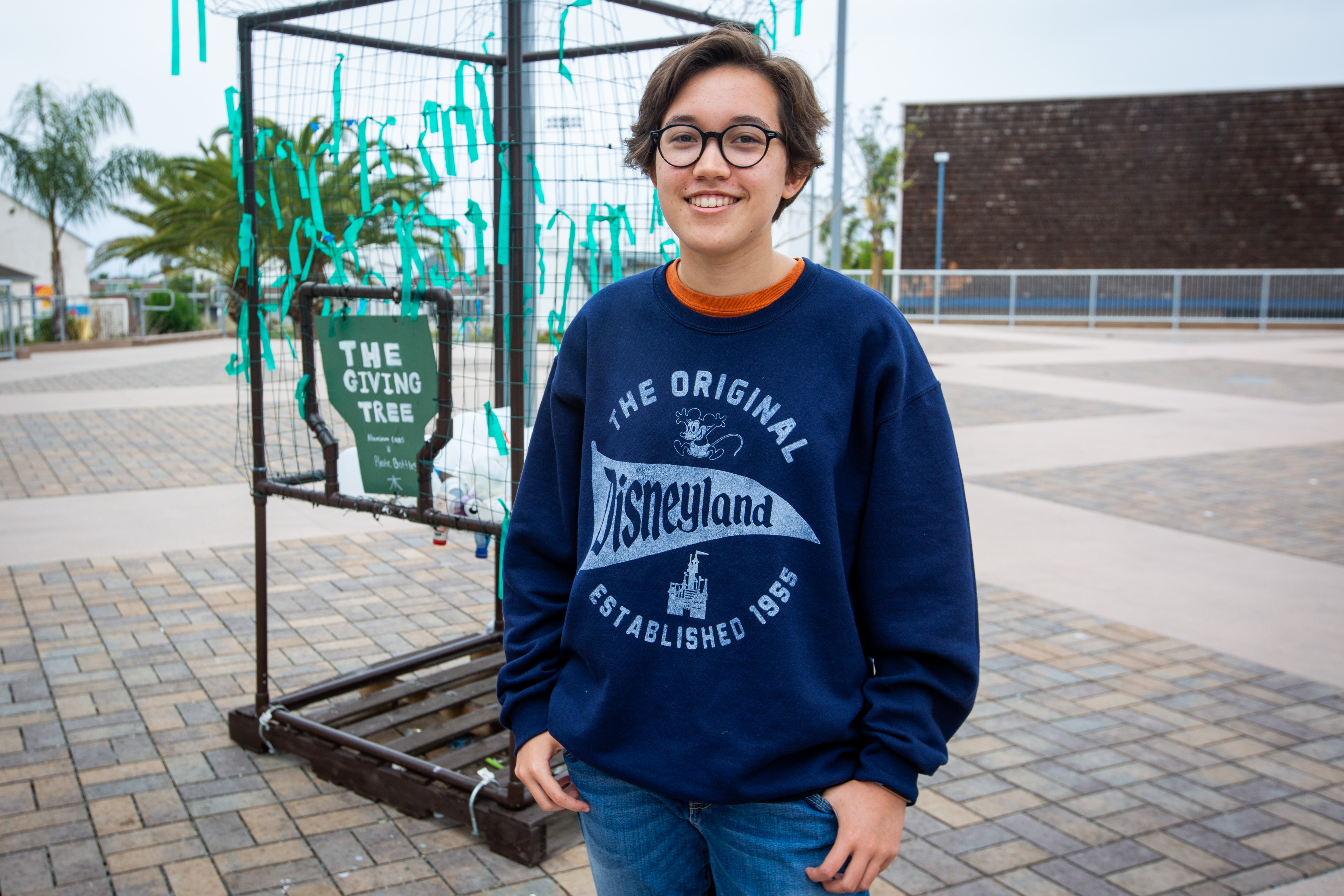 San Dieguito High recycling club set sights on plastic water bottles