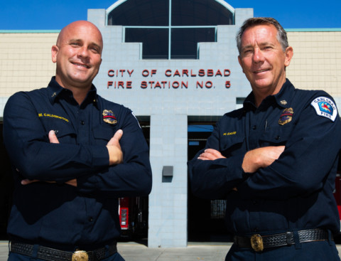 As one fire chief calls it a career, another takes the reins
