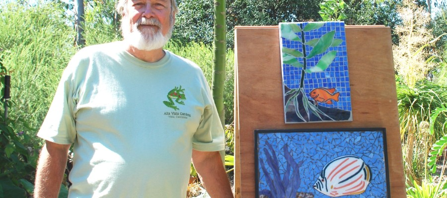 Alta Vista Botanical Gardens addition honors longtime contributor