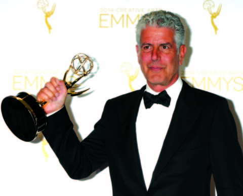 Coming to grips with the loss of Anthony Bourdain
