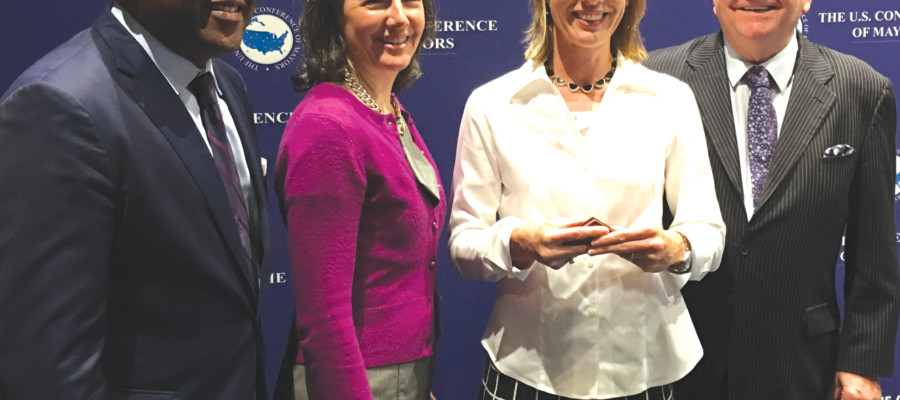 Encinitas wins national Climate Protection Award