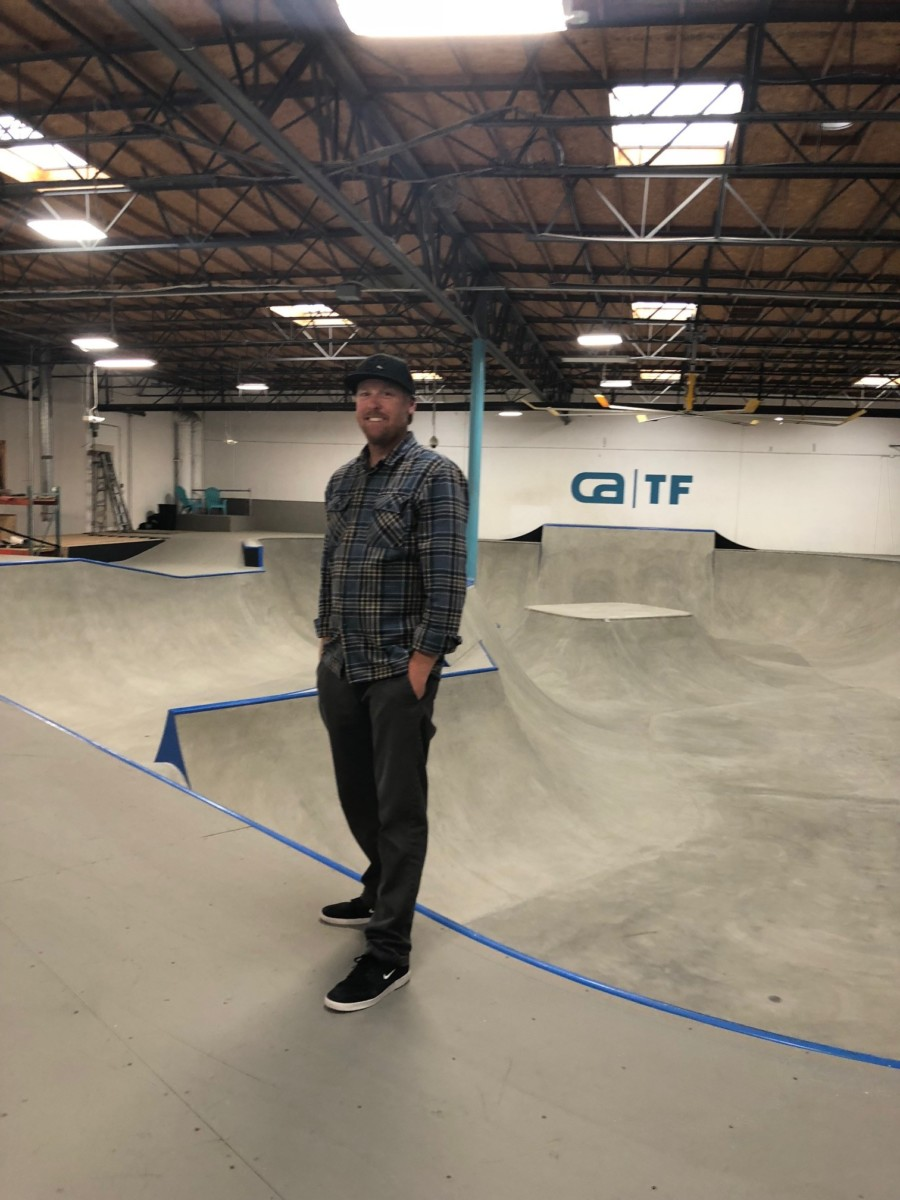 New facility caters to elite skateboarders