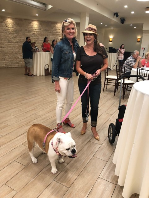 Ranch resident pays it forward to bulldog rescue organization