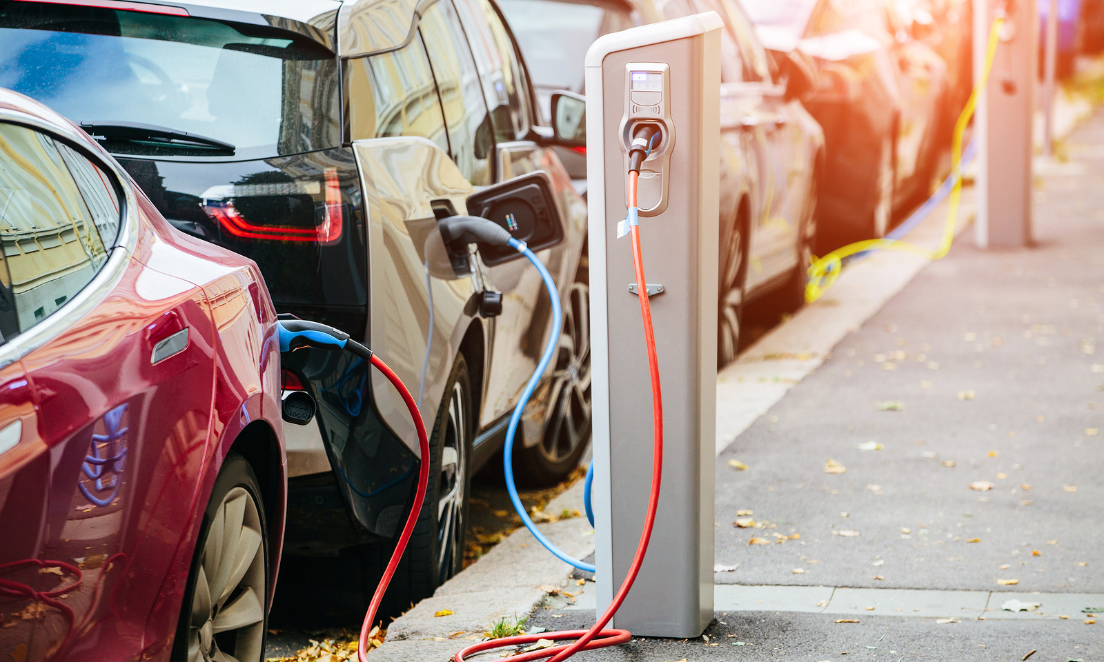 Del Mar offers free EV charging for 6 months