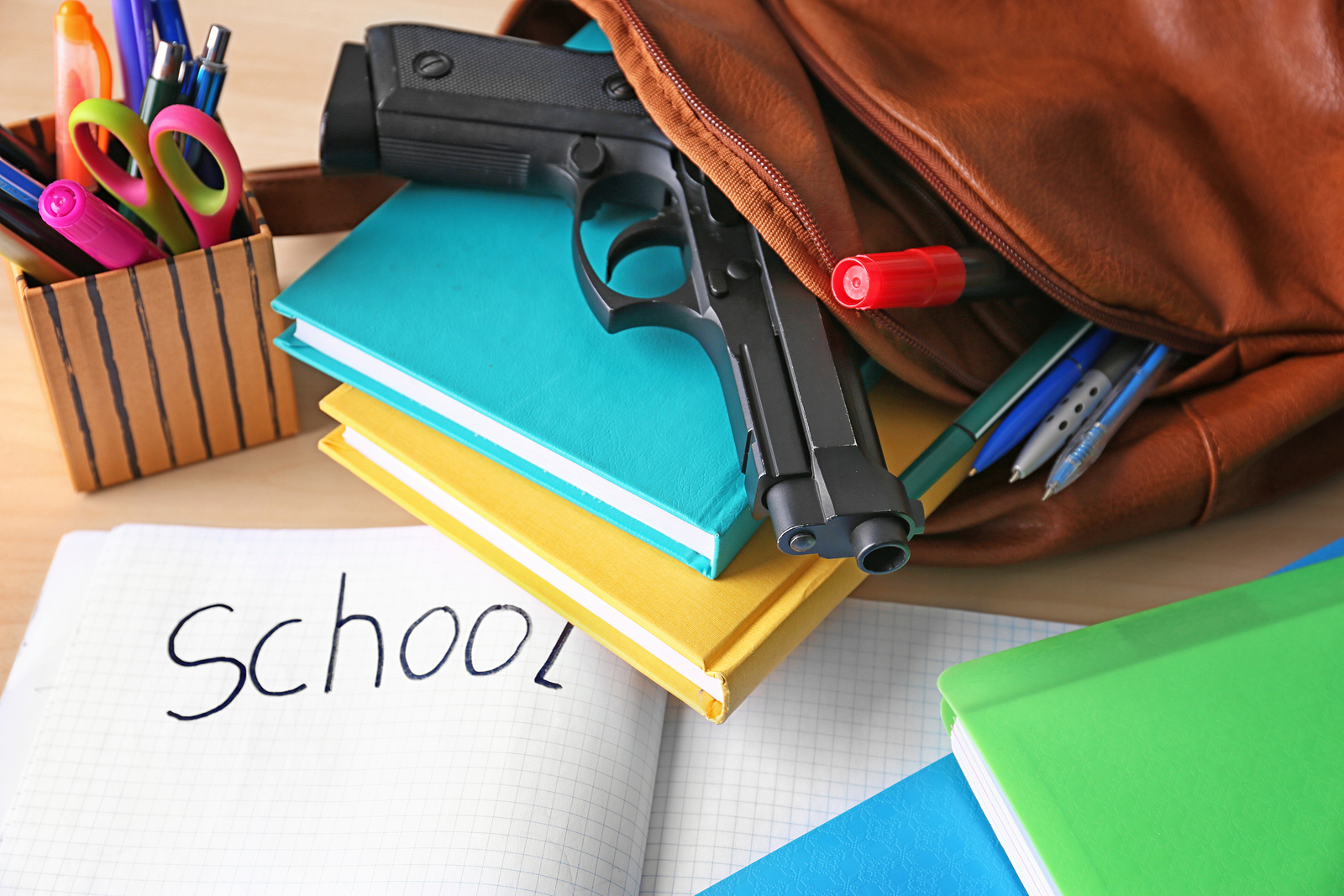 Student arrested in San Marcos after gun found in backpack