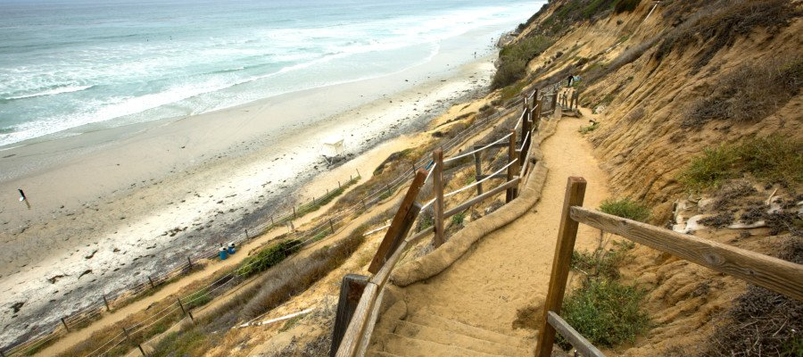 Surfrider Foundation endorses city's staircase plan
