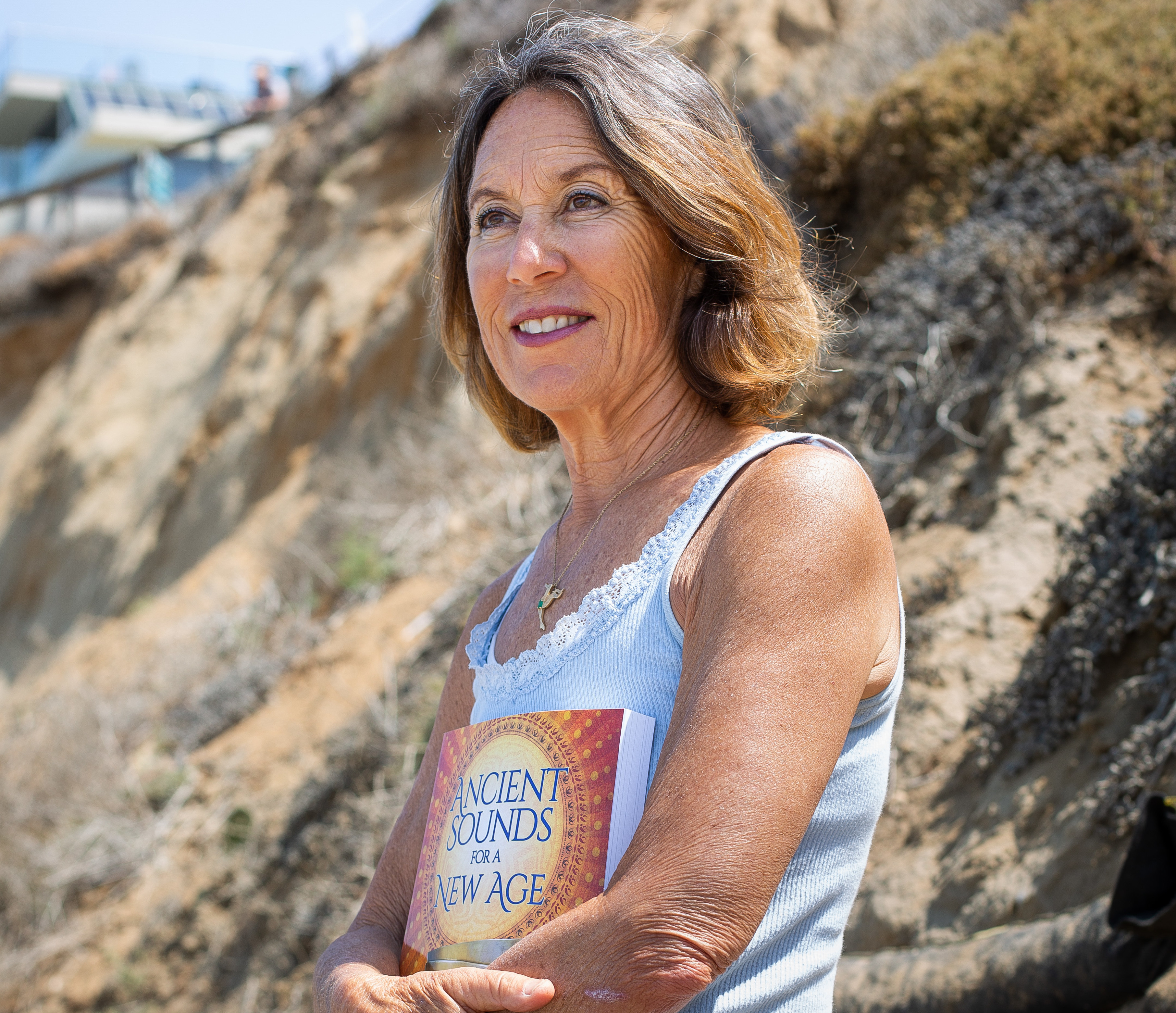 Encinitas practitioner and author helps others using ancient Tibetan bowls