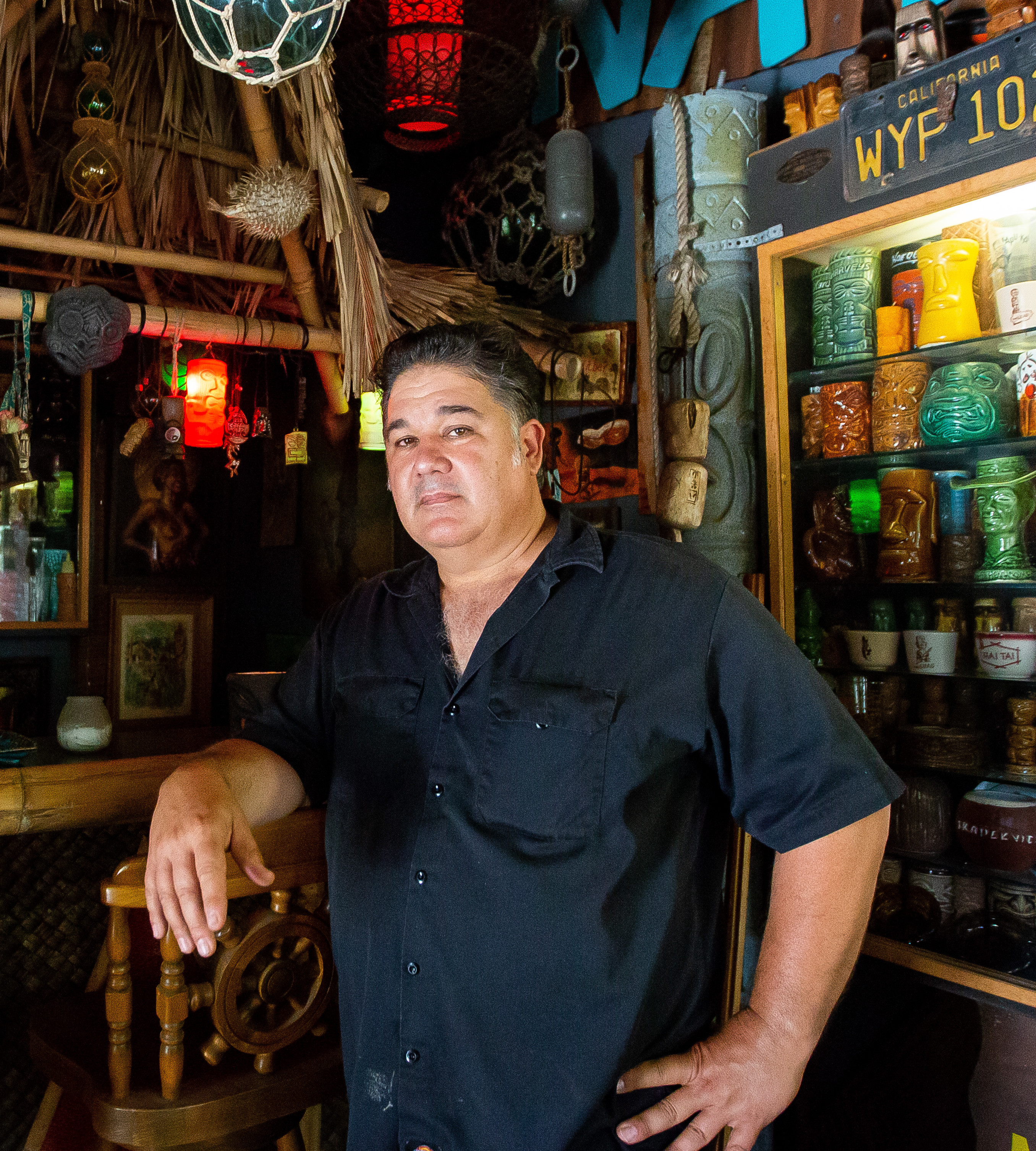Meet the Escondido artist who revived the tiki movement