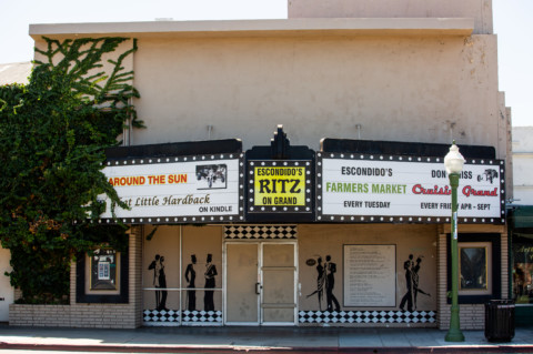 Church's proposal for historic theater spurs debate