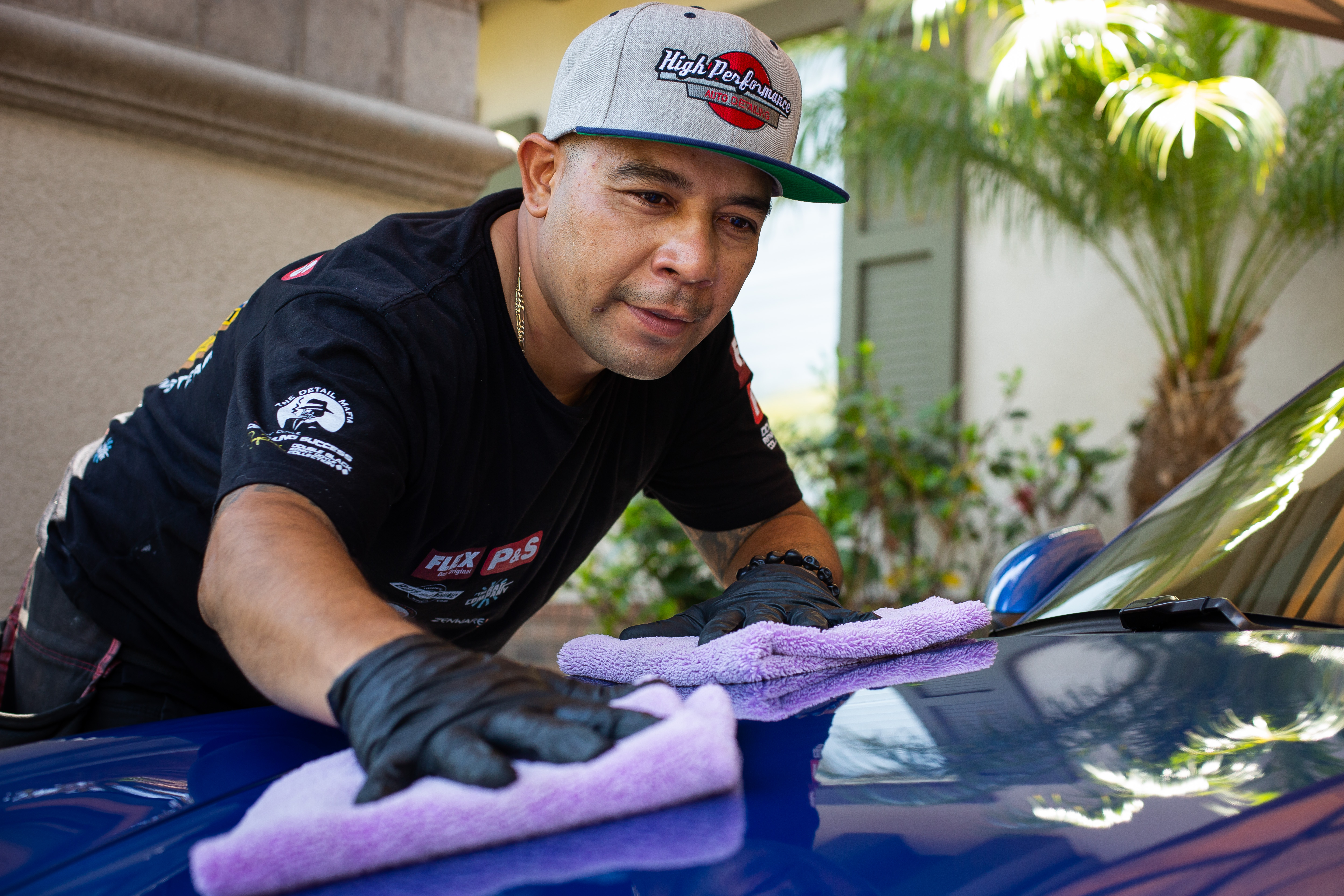 Encinitas detailer joins team to clean up retired Air Force One