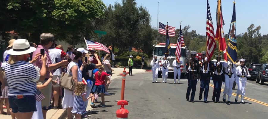 Hefty turnout for Ranch's 4th of July parade