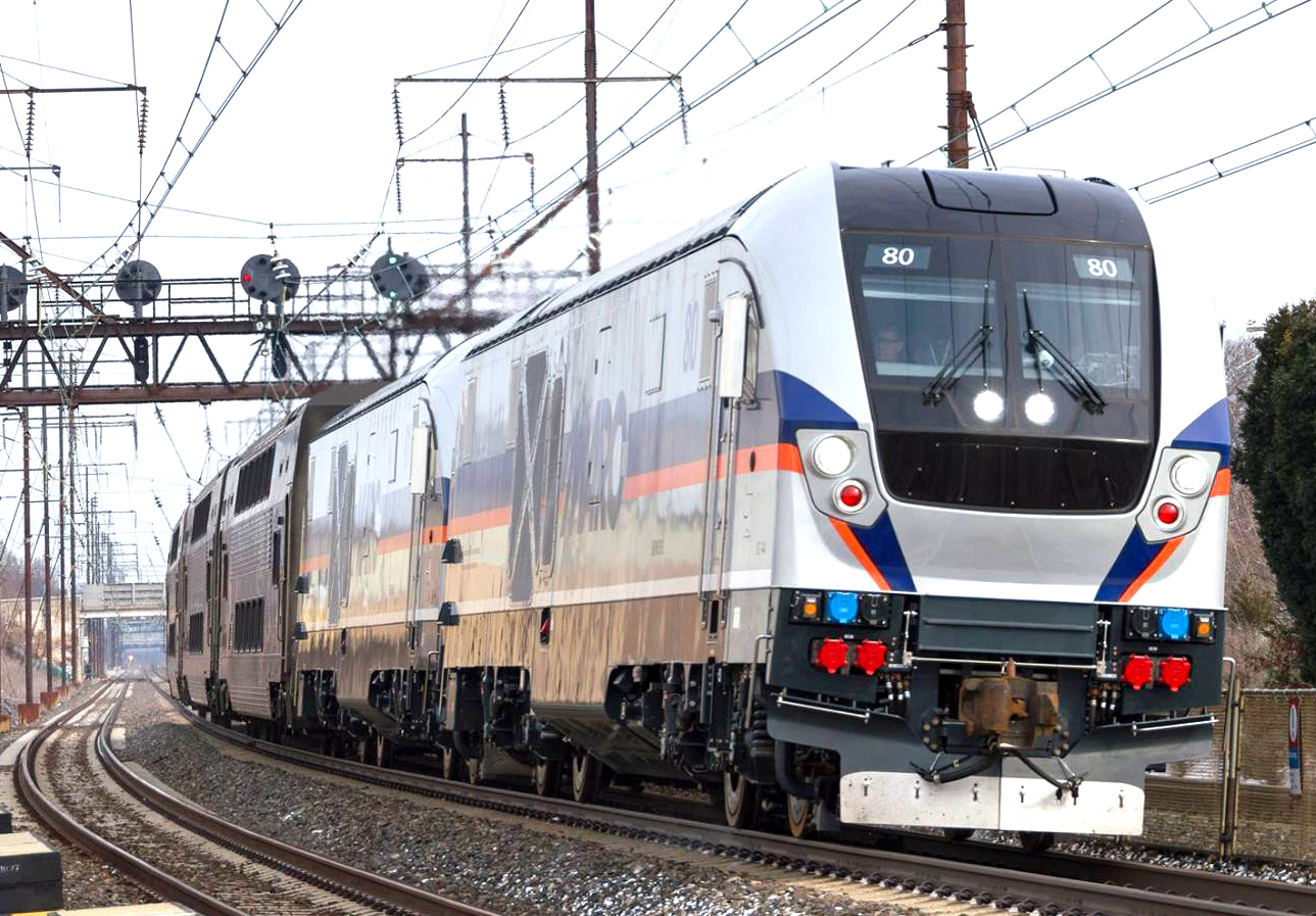 North County Transit District purchases five new locomotives