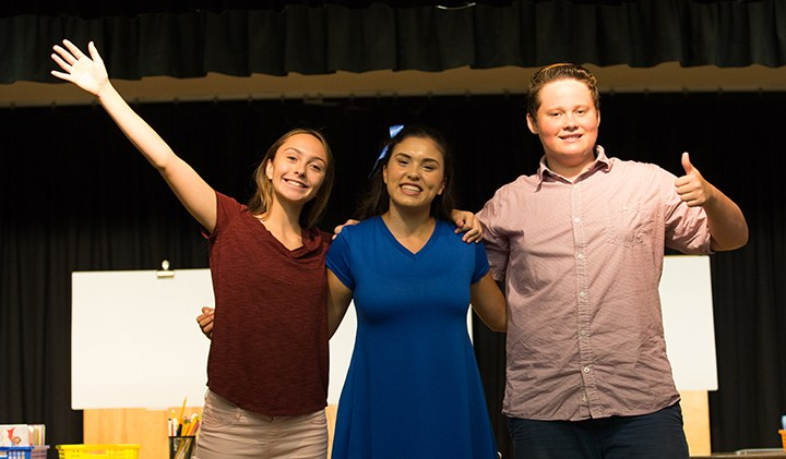 "Empowering ""Baffle Away Bullying"" Educational Stage Play for K-3 Free at Shoppes at Carlsbad"