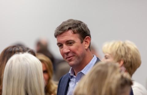 Indicted on campaign finance charges, Rep. Hunter faces money woes in re-election too