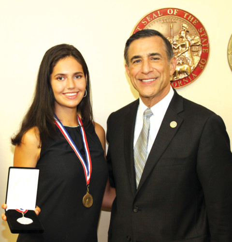 Sugarman earns congressional medal for community works, personal feats