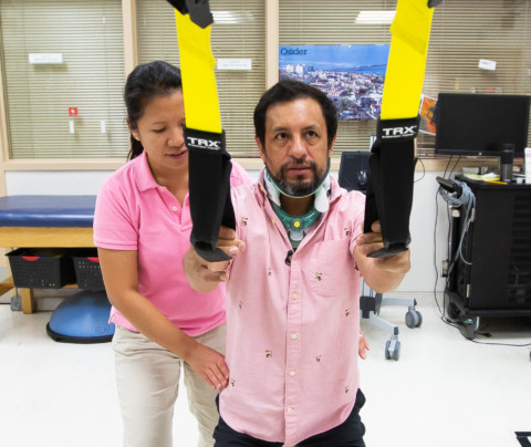 Jockey Victor Espinoza's begins long process of recovery after tragic accident