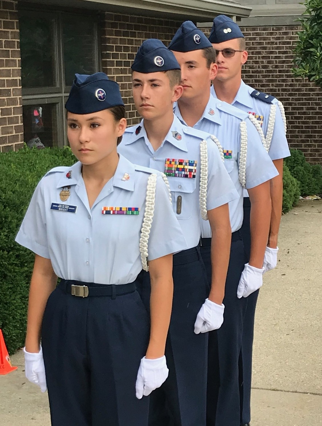 Civil Air Patrol Skyhawks 47 go to nationals