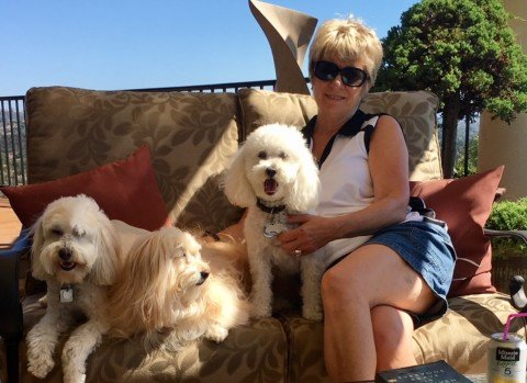 Vista resident pays it forward by helping animal-rescue nonprofit