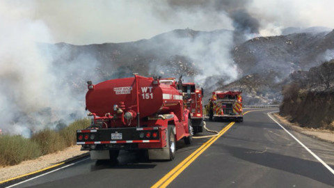 San Pasqual Fire renews concerns for Safari Highlands proposal
