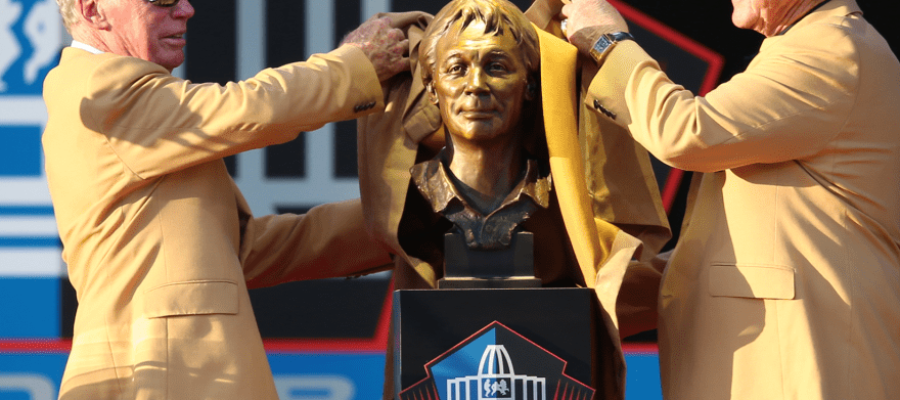Beathard rides into the Pro Football Hall of Fame