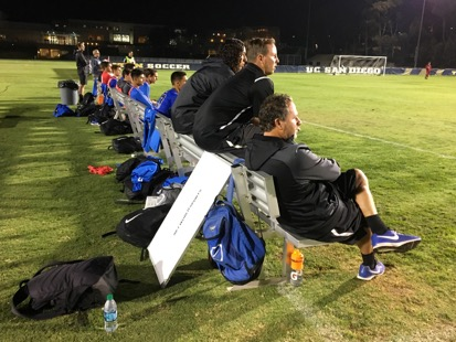 CSUSM men's soccer in top 25 for first time in team history