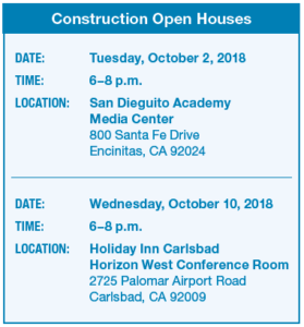 Join SANDAG and Caltrans for an Interstate 5 Construction Update