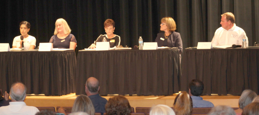 Forum delivers insight into Carlsbad candidates