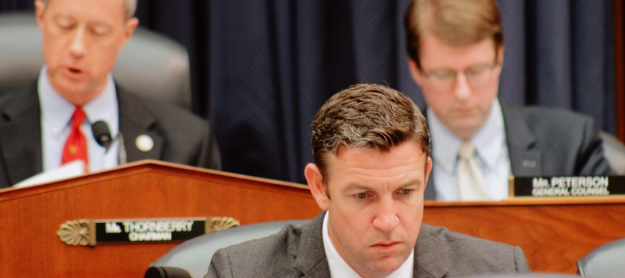 Indicted congressman Duncan Hunter, wife, could get trial date