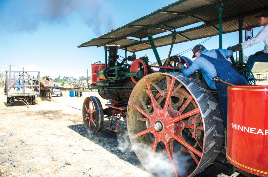Antique Gas & Steam Engine Museum: Where yesteryear comes alive
