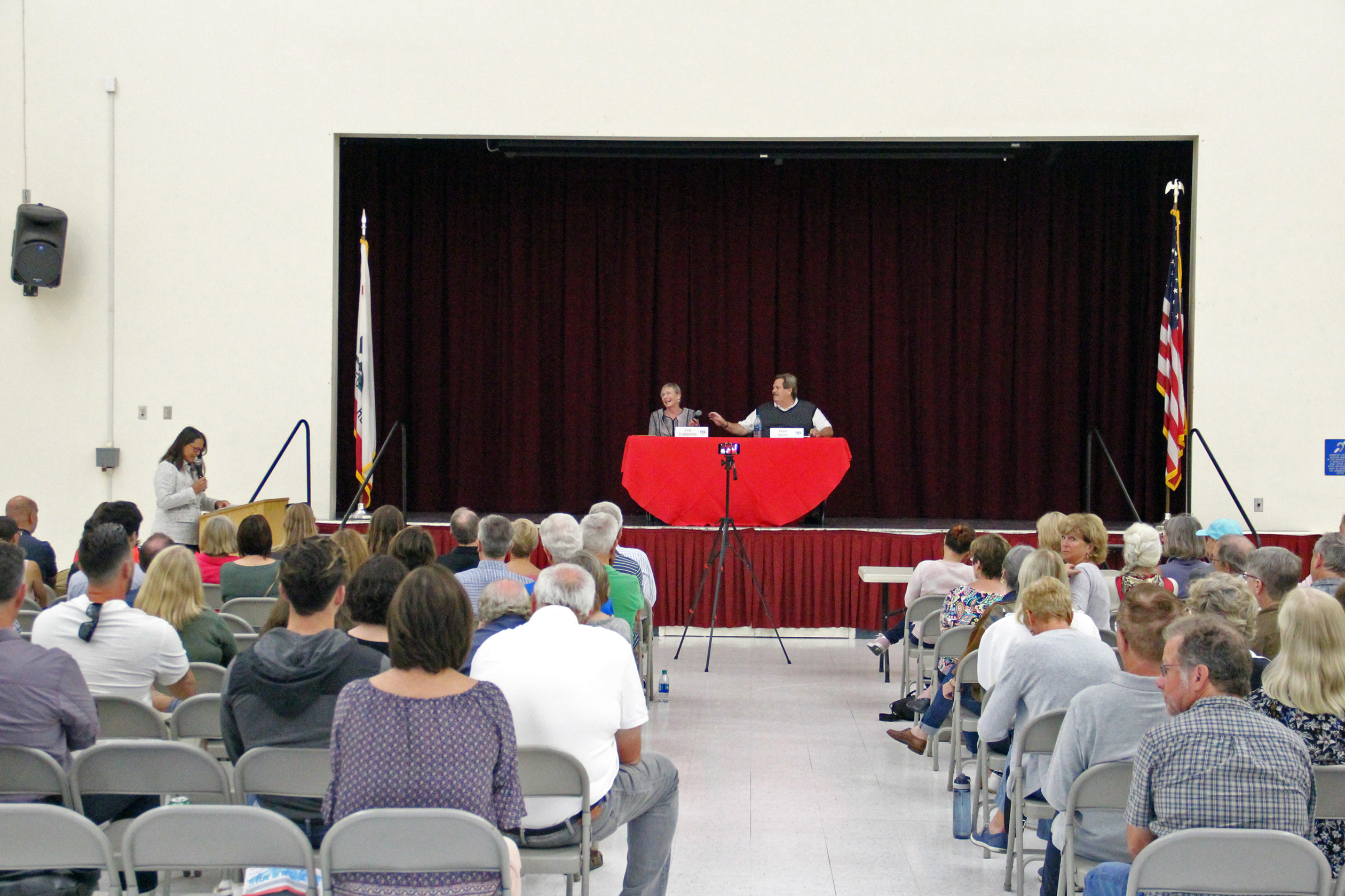 Candidates clash in District 3 Forum in Encinitas