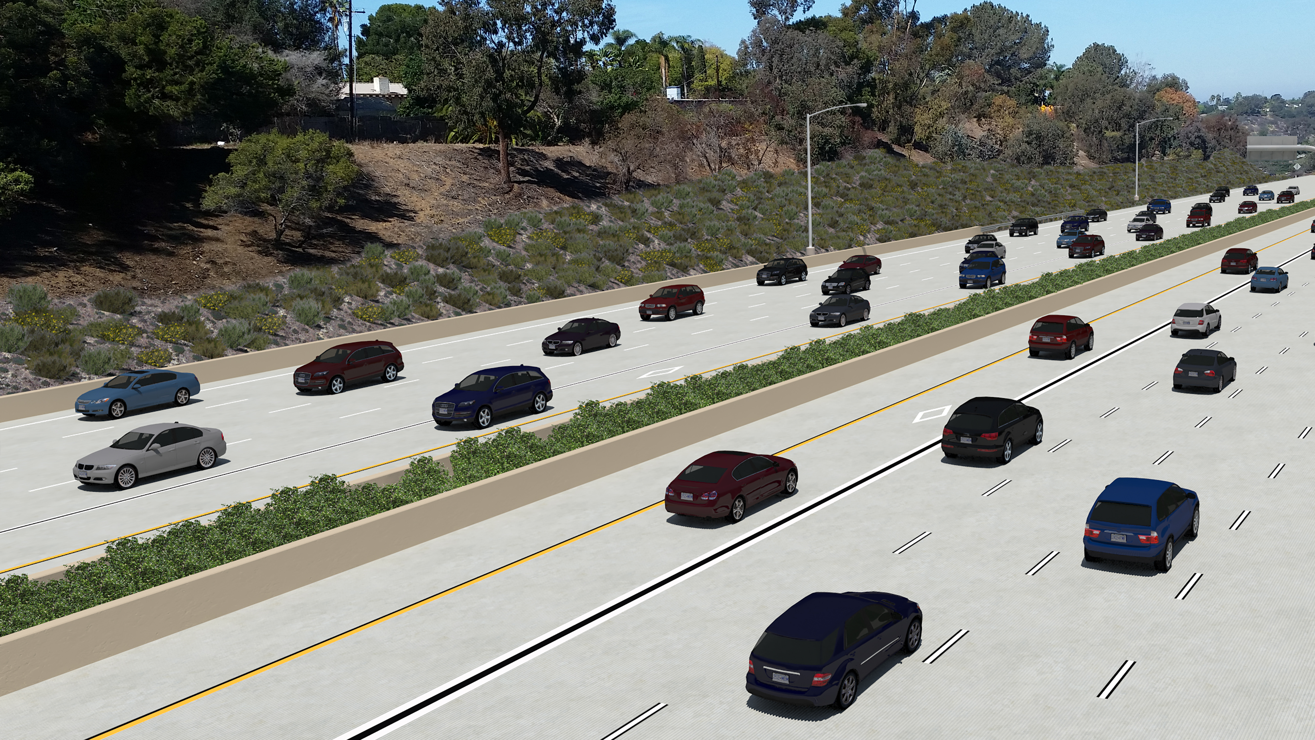 Join SANDAG and Caltrans for an Interstate 5 Construction Update Open House