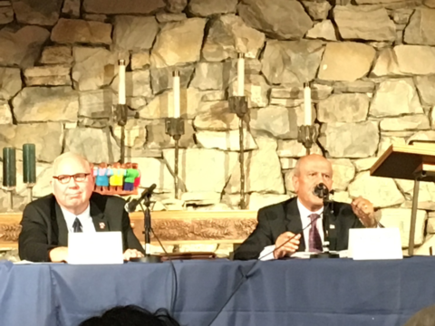 Mayoral candidates spar at forum convened by Escondido Methodist Church