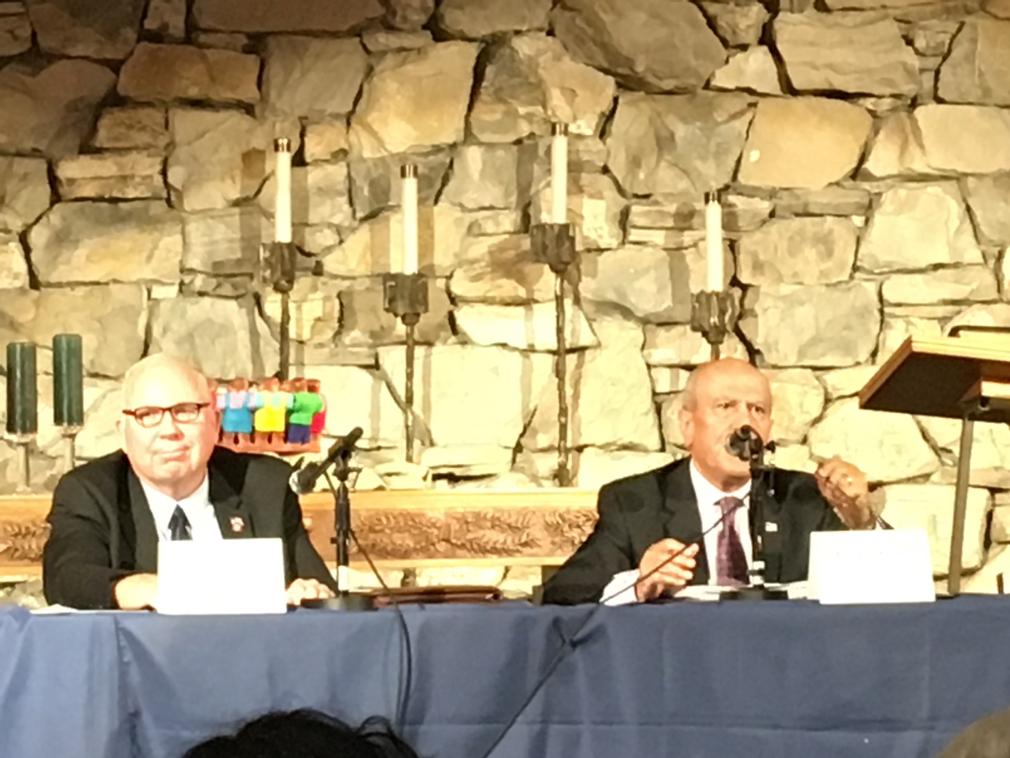 Mayoral candidates spar at forum convened by Escondido Methodist Church