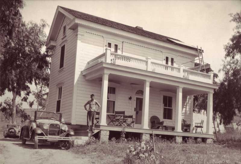 A lifetime of preservation on a historical San Marcos ranch