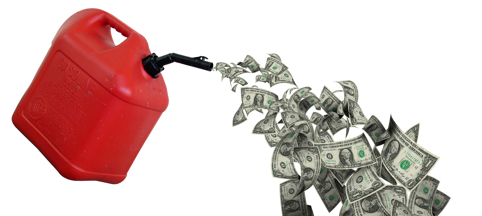 Conservative think tank finds gas tax raises annual cost of living