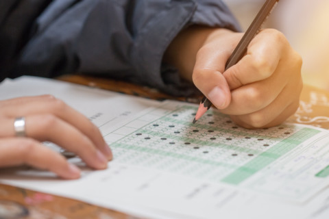 High Schools: Low ACT scores, lower participation rates, but test becoming more popular