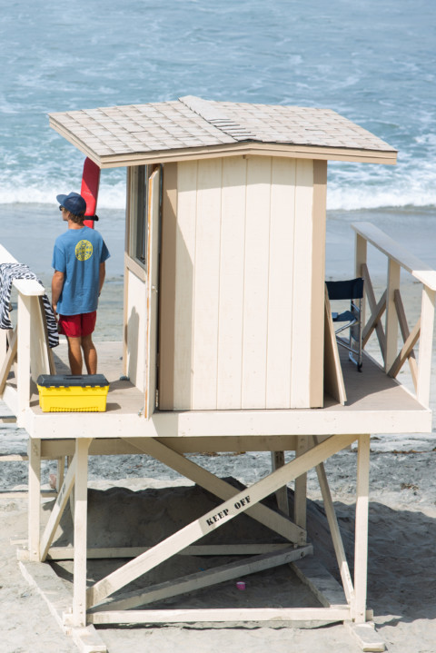 Carlsbad Fire Department to continue lifeguard service on North Beach
