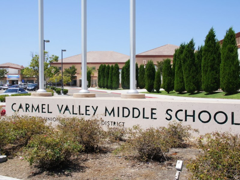 Carmel Valley Middle School among 349 Blue Ribbon Schools
