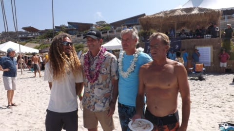 Waterspot: Surf heroes