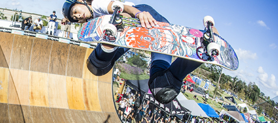 World's biggest skateboarding event for women returns to Encinitas