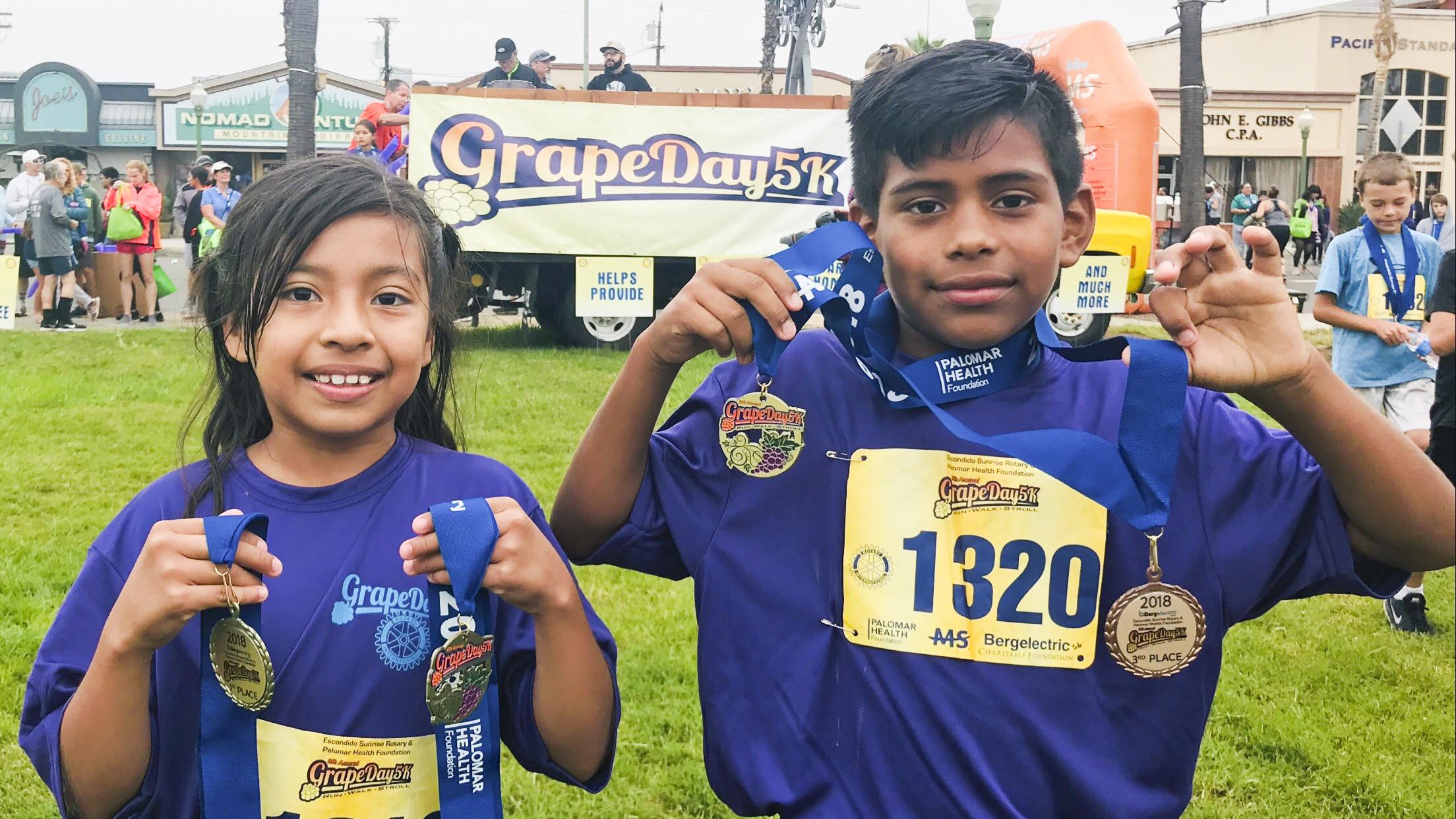 Grape Day Festival lives on through 5K, revitalization plans in works