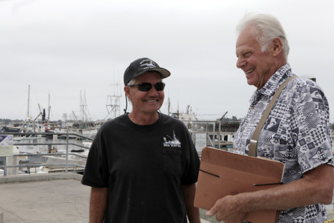 Plan to revive San Diego fishing industry agreed upon by fishermen, developer