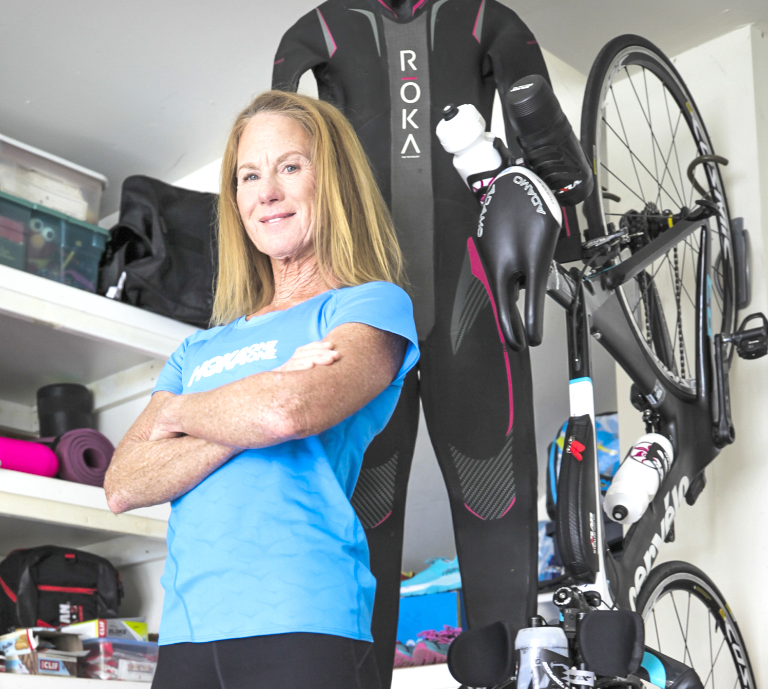Ironman icon Julie Moss details legendary 1982 race in new book