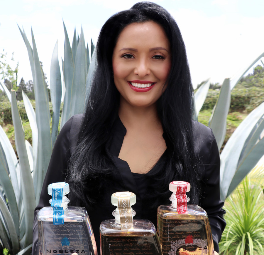 Vista woman breaks the glass ceiling into tequila industry